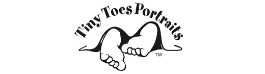 Tiny Toes Portraits: Newborn Baby, Children, Family Photographer Serving Pittsburgh logo